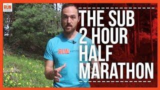 Sub 2 Hour Half Marathon