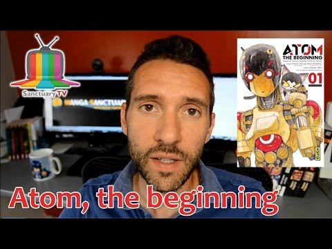 Chronique manga : Atom the beginning 1