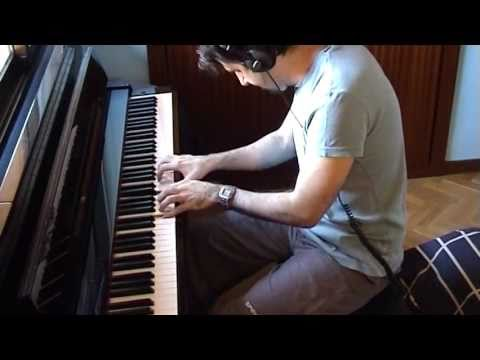 Love of my life piano solo