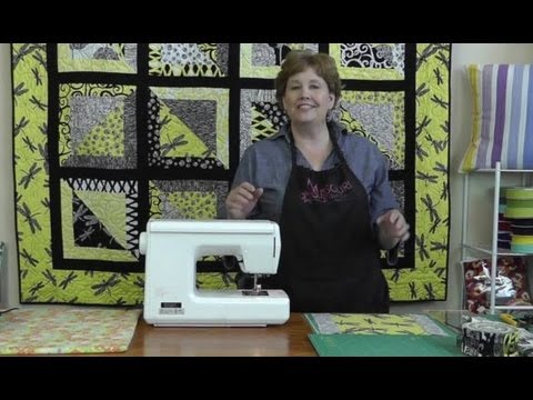 Magic Square Quilt Tutorial Using Pre Cut Fabrics Youtube