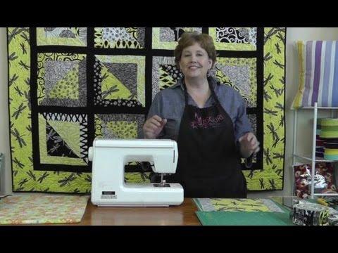 Magic Square Quilt Tutorial Using Pre-cut Fabrics - YouTube : youtube quilting tutorial - Adamdwight.com