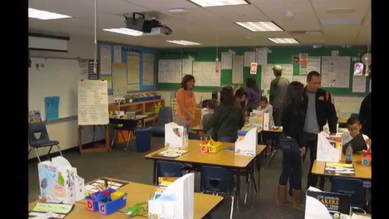Parkview Elementary School, Chula Vista CA Open House Apr 2014