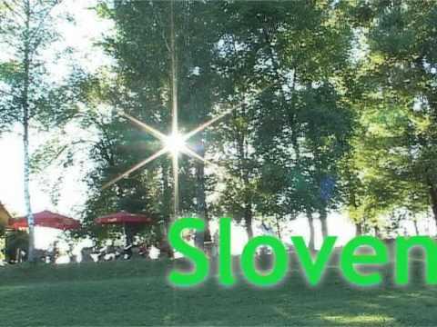 Camp Podzemelj on the River Kolpa, Slovenia