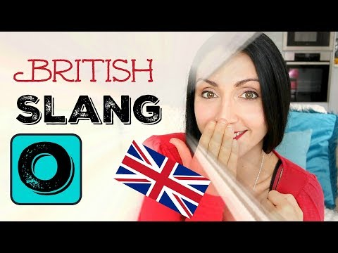 SLANG WORDS Beginning with O:  #15 BRITISH SLANG