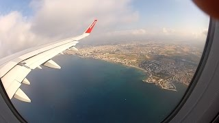 Anflug über Mallorca - 07.2015 - SAU SCHÖN !!! Air Berlin