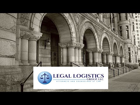 Legal Logistics Group YouTube Channel