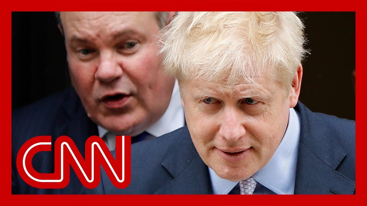 CNN:Boris Johnson leads race to replace Teresa May after first-round vote