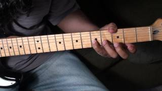 Gunjukunna (Nenjukulle) how to play on guitar part 1
