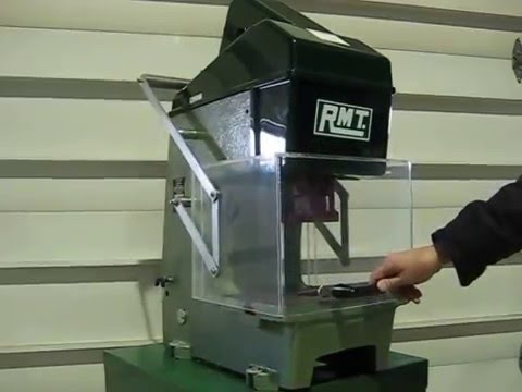 RMT C-Frame Toggle Punch Press Pneumatic 6 Ton FOR SALE at Midwest  Machinery Inc