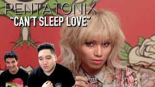 Pentatonix - Can't Sleep Love REACTION!!!