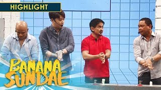 Wash Your Hands | Banana Sundae