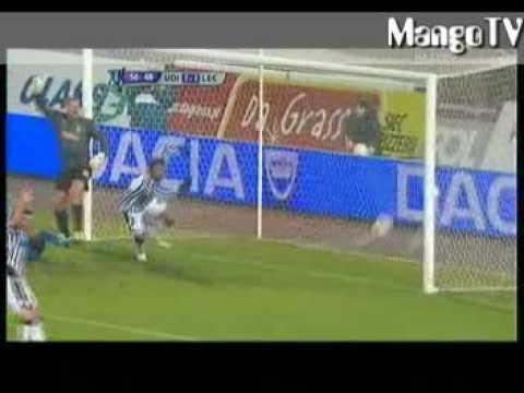 Udinese vs. Lech Poznań 2-1 26.02 Puchar UEFA ALL Goals
