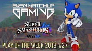Video EMG Smash 4 Play of the Week 2018 - Episode 27 (SSB4, Super Smash Bros Wii U) download MP3, 3GP, MP4, WEBM, AVI, FLV Juli 2018