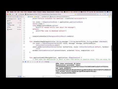 iOS App Development with Swift  Video tutorials  - Apps