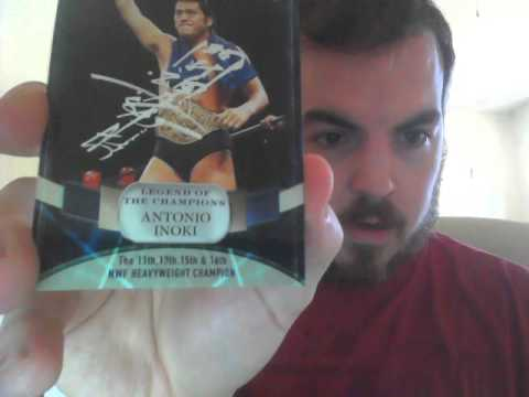 BBM Legend of the Champions Card Opening
