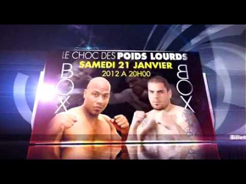 Le choc de Poids Lourds – BOXE Guadeloupe