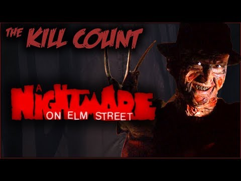 A Nightmare on Elm Street (1984) KILL COUNT