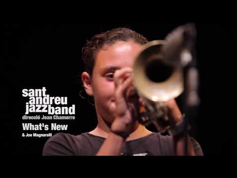 Sant Andreu Jazz Band - What's New - [Videoclip Oficial]