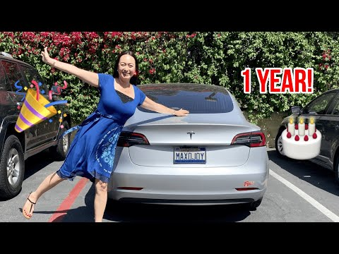 Tesla Model 3 Review: One Year Later, What's Different?
