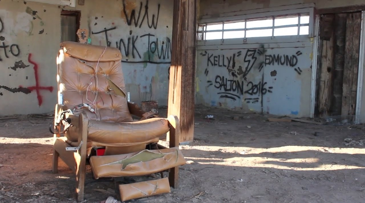 Homemade Prison and Electric Chair ABANDONED YouTube – Electirc Chair