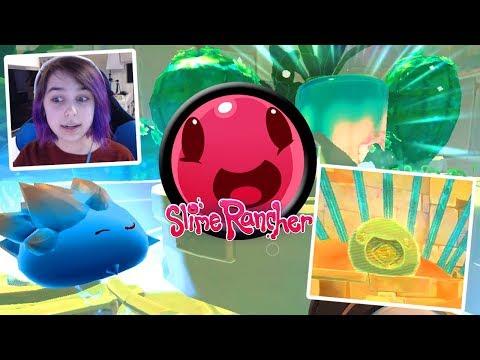 SLIME RANCHER | New Unlocks | RadioJH Games
