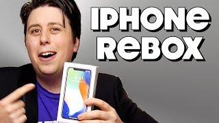 iPhone X ReBoxing