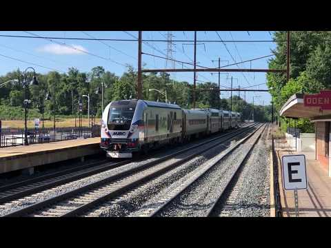 Amtrak Northeast Corridor & MARC Penn Line Trains @ Odenton Station (Odenton, Maryland)