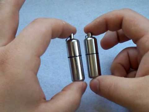 Gear Review : Peanut Lighters