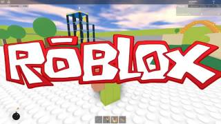 The first map of roblox history!!