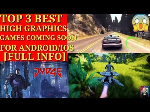 GRID AUTOSPORT, JYDGE AND TAUCETI UNKNOWN ORIGIN GAMES COMMING SOON FOR ANDROID/IOS || [FULL INFO]