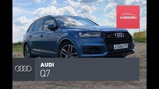 Audi Q7. 4 основных проблемы королевы класса.