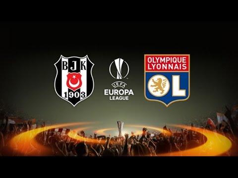 Beşiktaş taraftarı vs Lyon taraftarı (Supporters vs Supporters)