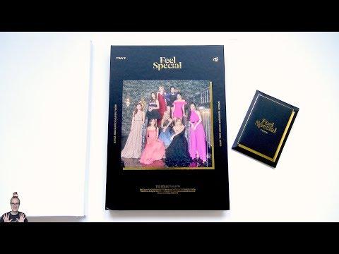 [ASMR] Unboxing TWICE 트와이스 8th Mini Album Feel Special (Type C Edition)