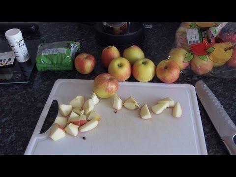 My  Way Of Making Apple Wine