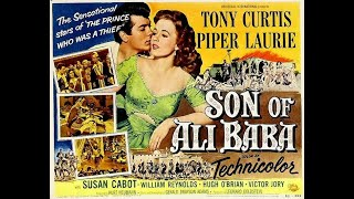 Son of Ali Baba 1952) Trailer