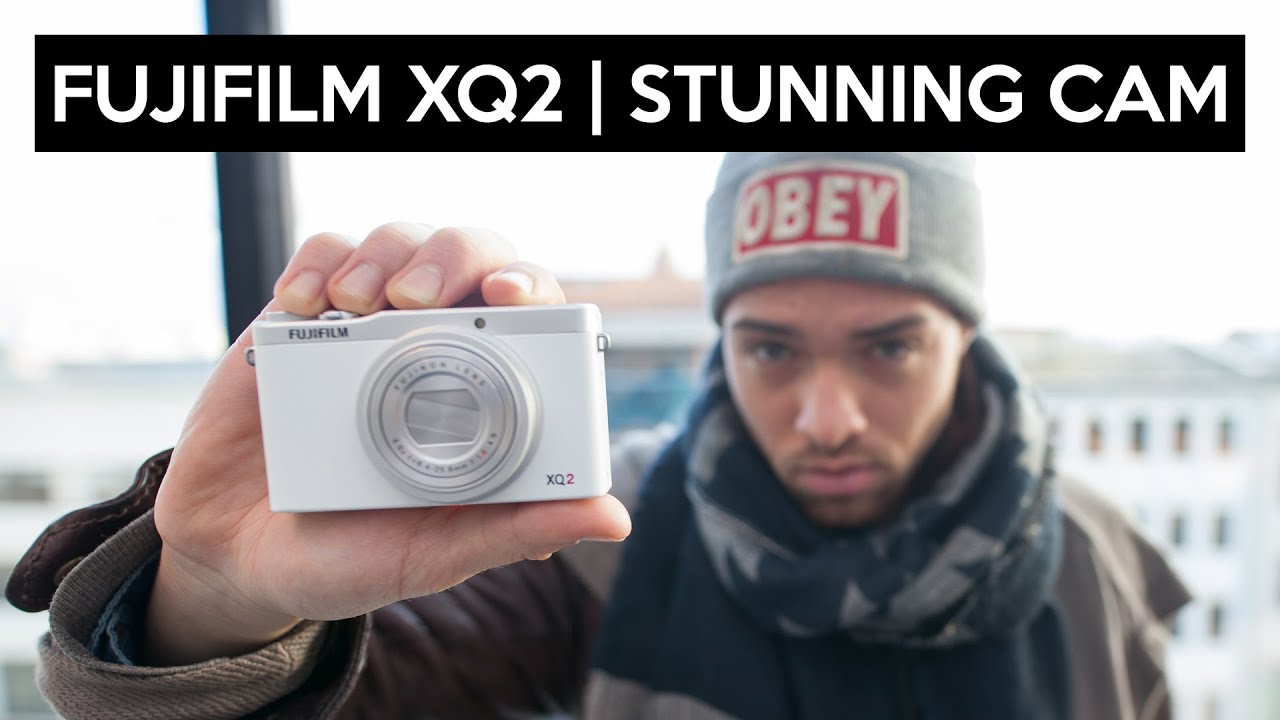 FUJIFILM XQ2 | hands on | review from Frankfurt am Main - YouTube