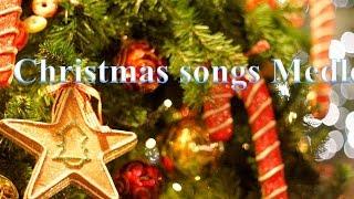 【癒しBGM】Christmas songs Medley/Music box クリスマスソングメドレー オルゴール