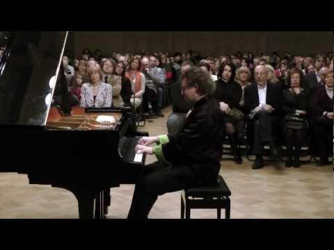 Tchaikovsky June: Barcarolle from The Seasons VICTOR GOLDBERG Piano Maza Gilde- Riga Latvia