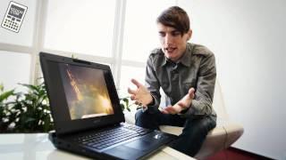 видео Игровой ноутбук ASUS ROG G74Sx