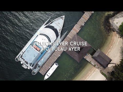 Quicksilver Cruise To Pulau Ayer | VLOG
