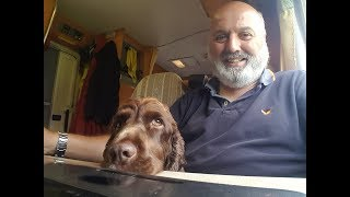 Charlie & Me visit Dunmore East Holiday Park Co. Waterford
