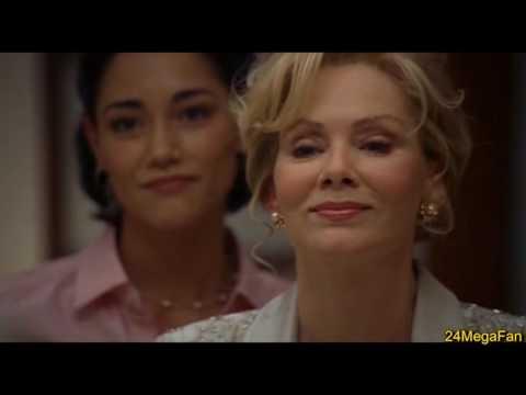 Martha Logan looks like a Wedding Cake - 24 Season 5