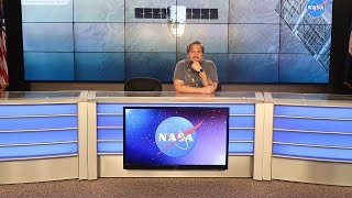 SpaceX CRS-16 Launch Day 1 with Prince Charming Dev & Super Enthused #NASASocial