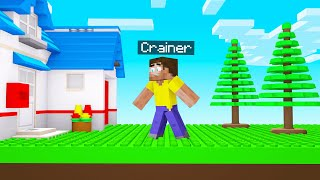 MINECRAFT But The ENTIRE WORLD Is LEGO!