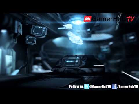 Actress Mackenzie Mason Brings Cortana to Life in Microsoft and 343 Industries Halo 4