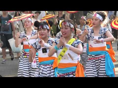 天神祭/陸渡御 Tenjin Matsuri Festival  2018 大阪/Osaka/Japan