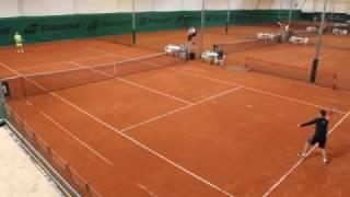 MASTERS матч Клопов - Перевалов (розыгрыш 1)