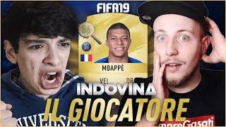 INDOVINA IL GIOCATORE DI FIFA 19! w/GAZ