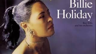 Billie Holiday  - Lady In Satin ( Full Album )