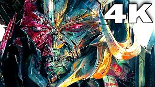 TRANSFORMERS 5 - Official Trailer # 3 (Ultra HD 4K, 2017 Biggest Blockbuster?)